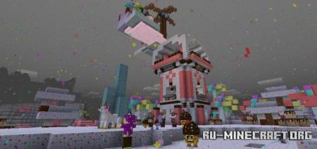 Скачать yCandy для Minecraft PE 1.13