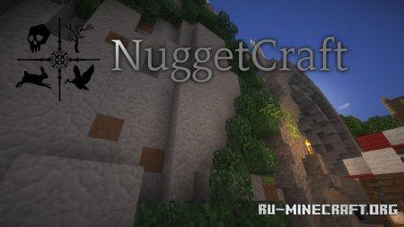 Скачать NuggetCraft [16x] для Minecraft 1.14