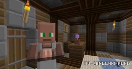 Скачать Chocolate Bars [16x] для Minecraft 1.14