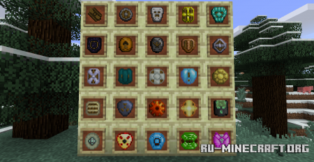 Скачать Spartan Shields для Minecraft 1.13.2