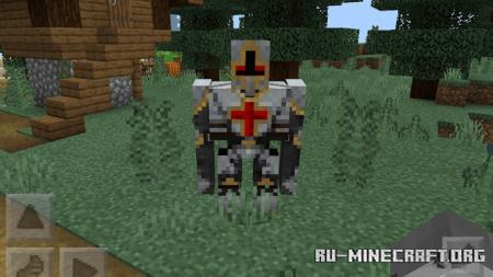 Скачать Village Protector для Minecraft PE 1.13