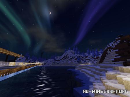 Скачать ESBE 2G Shader для Minecraft PE 1.12
