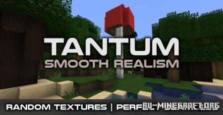 Скачать Tantum [16x] для Minecraft 1.14