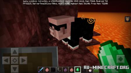 Скачать PeePeePooPoo BodyGuard для Minecraft PE 1.12