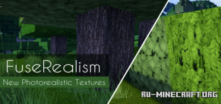 Скачать FuseRealism [512x] для Minecraft PE 1.12