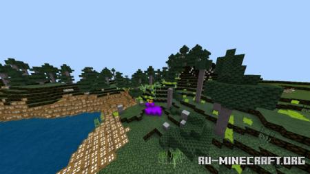 Скачать Cursed [32x32] для Minecraft PE 1.12