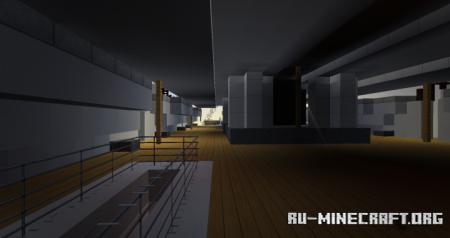Скачать SS Oswestry Grange для Minecraft