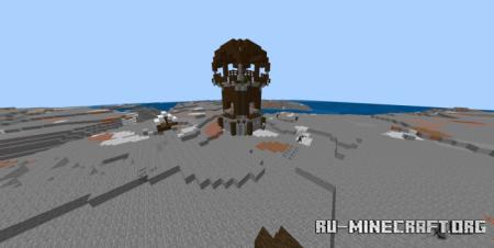 Скачать Stone Biomes для Minecraft PE 1.12