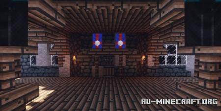 Скачать RED's [16x] для Minecraft 1.14