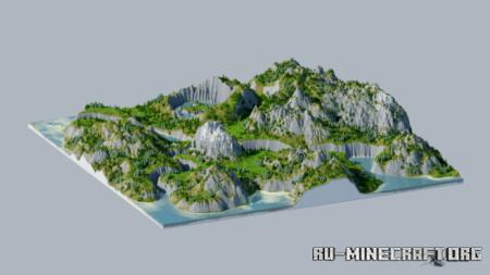 Скачать A River Runs Through It для Minecraft