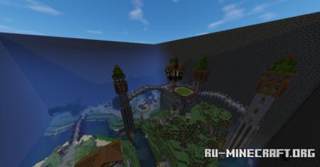 Скачать The Walls by PhantomConstructions для Minecraft