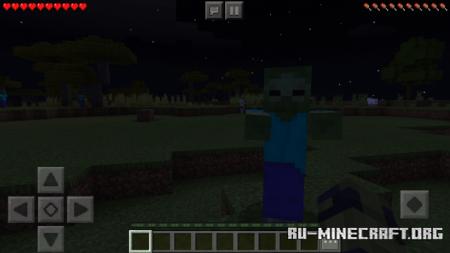 Скачать You are a Zombie для Minecraft PE 1.12