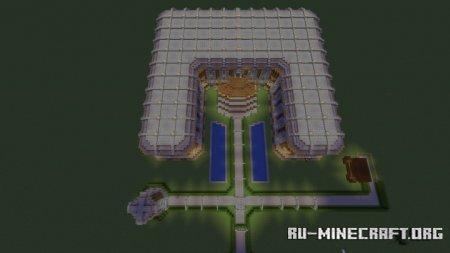 Скачать Large Mansion by KaHark_Games для Minecraft