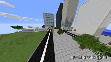 Скачать Bloxburry для Minecraft