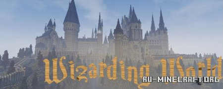 Скачать Wizarding World [128x] для Minecraft 1.14