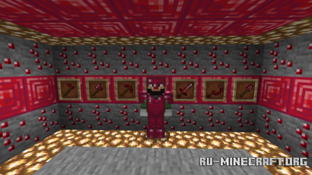 Скачать More Ores In ONE для Minecraft 1.14.4