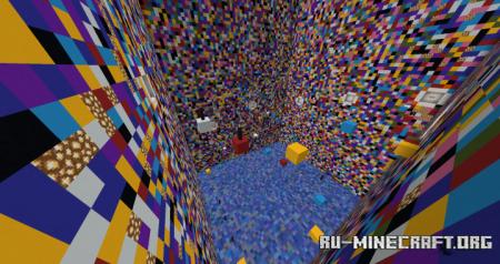 Скачать Kaysi Parkour для Minecraft