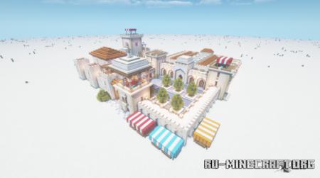 Скачать Arabian Town Center для Minecraft