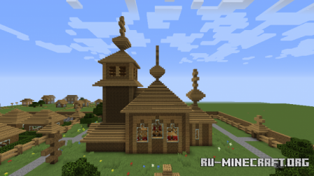 Скачать Greek Orthodox Church для Minecraft
