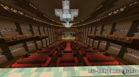 Скачать New Midway Theatre для Minecraft