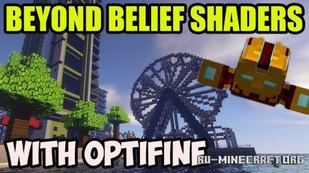 Скачать Beyond Belief Legacy для Minecraft 1.14.4