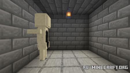 Скачать SCP Foundation для Minecraft PE 1.13