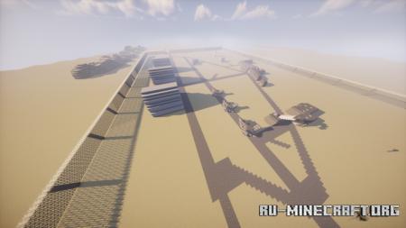 Скачать Area 51 для Minecraft