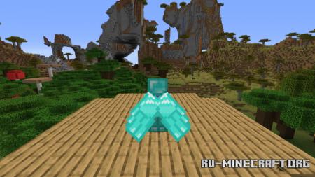Скачать Armor Elytra для Minecraft 1.14