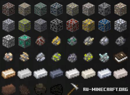 Скачать Geolosys для Minecraft 1.14.4