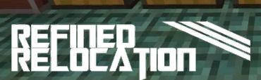 Скачать Refined Relocation 2 для Minecraft 1.14.4
