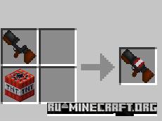 Скачать TNT Cannon Gun для Minecraft PE 1.12