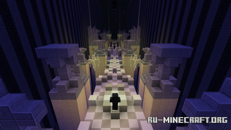 Скачать Rolling Sky - Fate для Minecraft