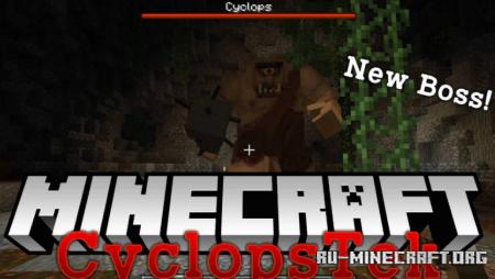 Скачать CyclopsTek для Minecraft 1.12.2