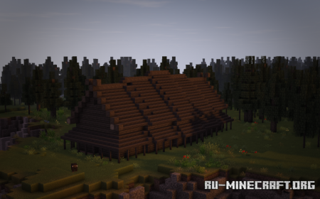Скачать Mead Hall Styles для Minecraft