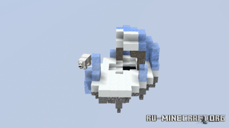 Скачать StackedIslands для Minecraft