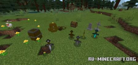 Скачать Treasure Plus для Minecraft PE 1.13