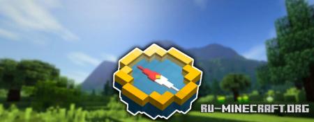 Скачать Better Compass для Minecraft 1.14.4