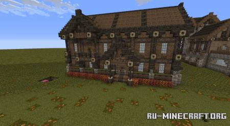 Скачать Medieval Inn для Minecraft