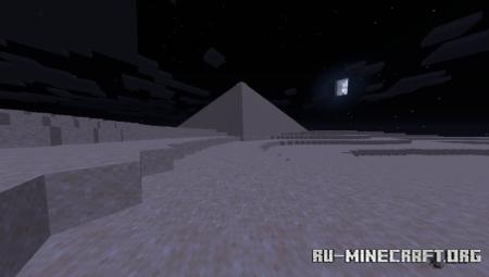 Скачать Big Pyramid для Minecraft