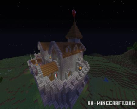 Скачать Small Castle by SimskyCz для Minecraft