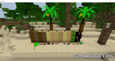 Скачать Project: Beach для Minecraft PE 1.13