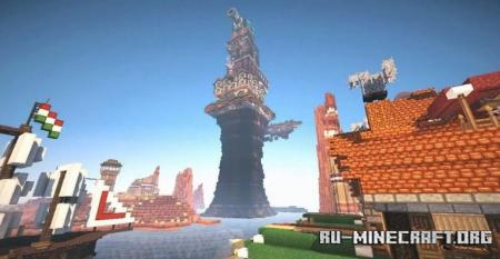 Скачать SMP's Revival [16x] для Minecraft 1.14