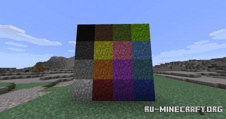 Скачать Turf для Minecraft 1.14.4
