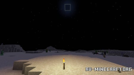 Скачать True Darkness для Minecraft 1.14.4