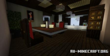 Скачать Cozy Interior Entry для Minecraft