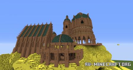 Скачать Red Castle by Arion_Grey для Minecraft