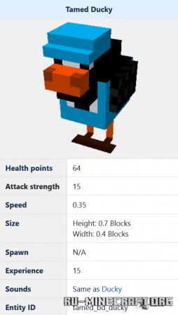 Скачать Ducky для Minecraft 1.14.4