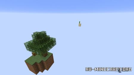 Скачать Custom SkyBlocks для Minecraft
