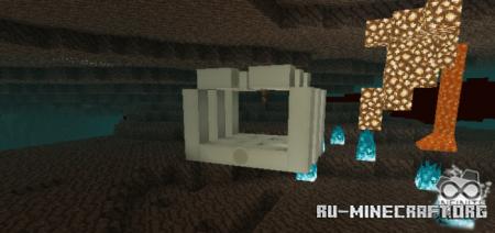 Скачать Soulsand Valley Concept для Minecraft PE 1.13