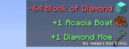 Скачать Inventory Spam для Minecraft 1.14.4
